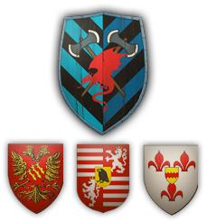 Sample Crests